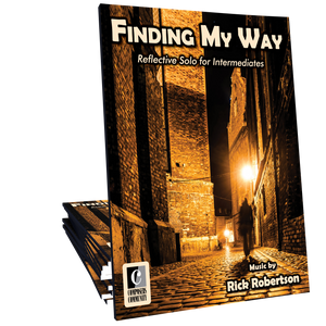 Finding My Way - Music by Rick Robertson
