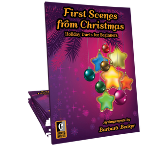 First Scenes from Christmas Duet Songbook