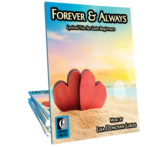 Forever & Always - Trio by Lisa Donovan Lukas