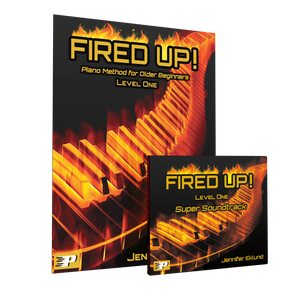 Fired Up! Level One Student Essentials