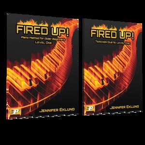 Fired Up! Level One Teacher Essentials
