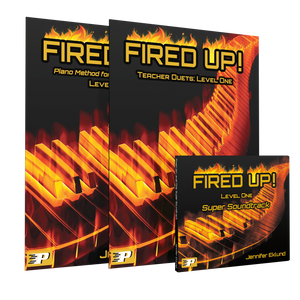 Fired Up! Level One Teacher Super Pack