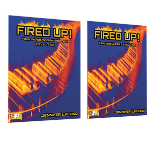 Fired Up! Level Two Teacher Essentials