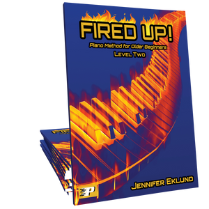 Fired Up! Level Two - Method for Older Beginners