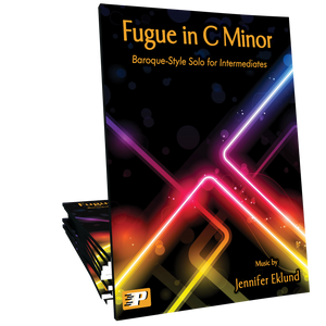 Fugue in C Minor - Music by Jennifer Eklund