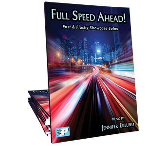 Full Speed Ahead! **NOW IN HARDCOPY**