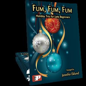Fum, Fum, Fum (Easy Trio)