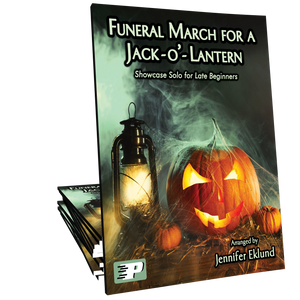 Funeral March for a Jack-o-Lantern **LIMITED TIME FREEBIE**