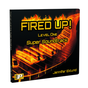 Fired Up! Level One: Super Soundtrack (Play-along tracks & Duets)