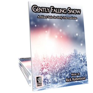 Gently Falling Snow **LIMITED TIME FREEBIE**