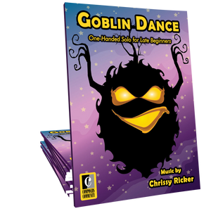 Goblin Dance - One-Handed Solo by Chrissy Ricker