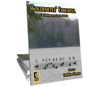 Goldeneyes' Farewell