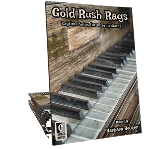 Gold Rush Rags Songbook