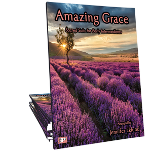 Amazing Grace (Easy Lyrical Solo)