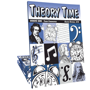 Theory Time®: Grade One Workbook