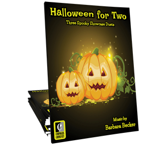 Halloween for Two - Duets by Barbara Becker
