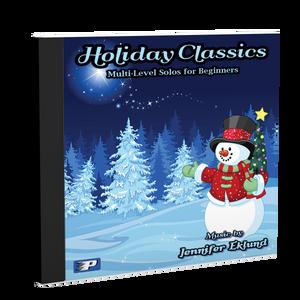Play-Along Soundtracks: Holiday Classics