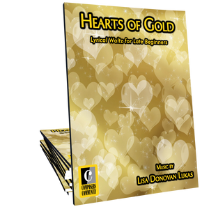 Hearts of Gold **LIMITED TIME FREEBIE**
