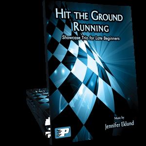 Hit the Ground Running (Easy Trio)
