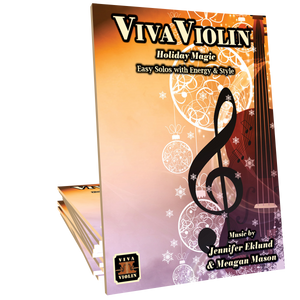 Viva Violin: Holiday Magic Songbook