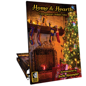 Home & Hearth - Holiday Songbook by Jacki Alexander