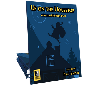 Up on the Housetop Duet