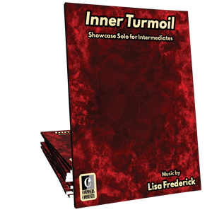 Inner Turmoil - Music by Lisa Frederick