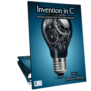 Invention in C - Music by Jennifer Eklund