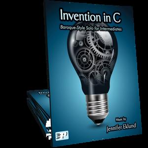Invention in C - Music by Jennifer Eklund