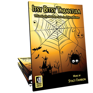 Itsy Bitsy Tarantula - Music by Stacy Fahrion