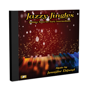 Play-Along Soundtracks: Jazzy Jingles