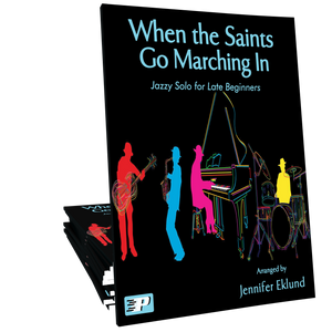 When the Saints Go Marching In - Jazzy Showcase Solo