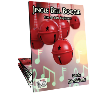 Jingle Bell Boogie Trio