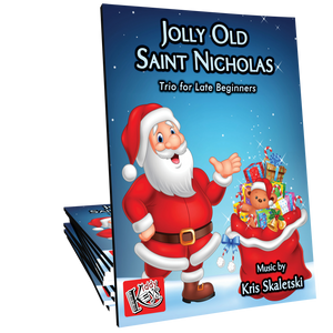 Jolly Old Saint Nicholas Trio