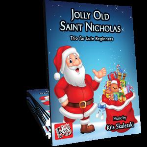 Jolly Old Saint Nicholas Trio
