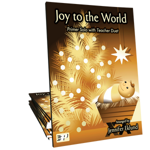 "Joy to the World (from ""First Christmas Solos"""
