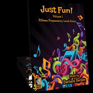Just Fun! Volume 1 Songbook