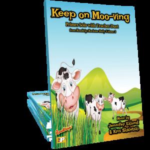 Keep on Moo-ving (from Roadtrip®: Rockstar Rally Vol. 2)