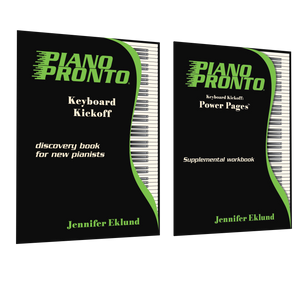 Keyboard Kickoff Student Essentials (Student Book & Power Pages)