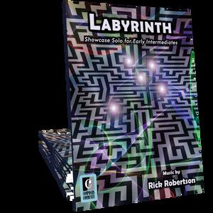 Labyrinth - Music by Rick Robertson