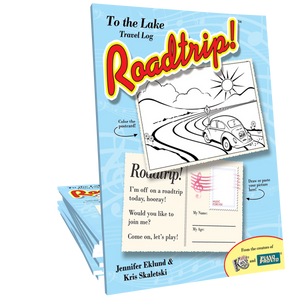 Roadtrip!® To the Lake: Student Travel Log (Digital Download)
