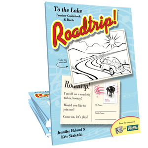Roadtrip!™ To the Lake: Teacher Guidebook & Duets