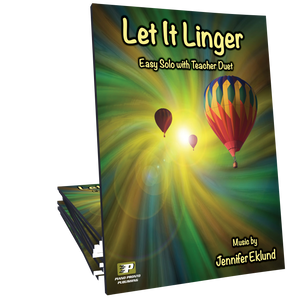 Let It Linger (from Pronto Pizazz Volume 2)