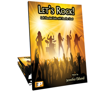 Let's Rock! (Left-handed Solo with Duet)