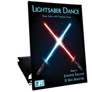 Lightsaber Dance (from Roadtrip: Space Odyssey) **LIMITED TIME FREEBIE**