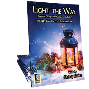 Light the Way - Music by Chrissy Ricker **WEEKEND FREEBIE**