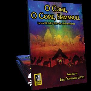 O Come, O Come, Emmanuel - Arranged by Lisa Donovan Lukas