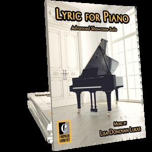 Lyric for Piano