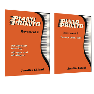 Movement 2 Teacher Essentials (Student Book & Teacher Duets)