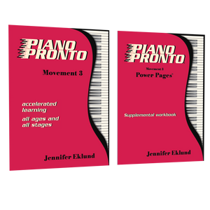 Movement 3 Student Essentials (Student Book & Power Pages)